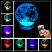 """3D светильник """"Earth"""" с пультом 16 цветов подсветки"""
