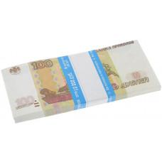 Блокнот Пачка 100 рублей