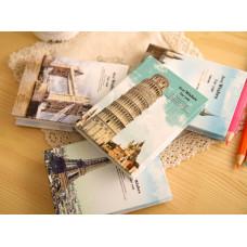 """Книга для записей с ручкой и стикерами """"Тауэрский мост"""""""