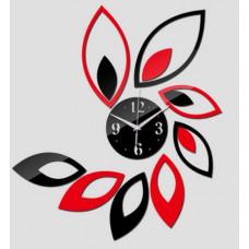 """Часы настенные """"Цветок"""""""