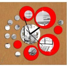 """Настенные часы """"Круги"""""""