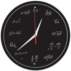 """Часы """"Забавная математика"""""""