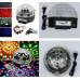 Светодиодный вращающийся ДИСКО-ШАР LED RGB Magic Ball Light с USB