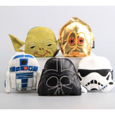 Пенал-игрушка плюшевый Star Wars