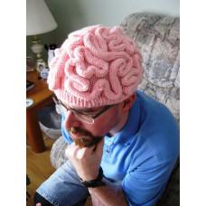 "Шапка ""Мозг"""