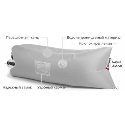 Надувной диван LAMZAC светло-серый