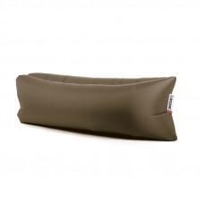 Надувной диван LAMZAC (Ламзак) коричневый