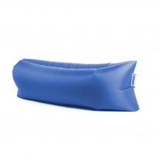 Надувной диван LAMZAC (Ламзак) васильковый