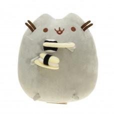 Подушка Кот Пушин (Pusheen the cat) с суши 30см