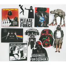 Набор стикеров Звездные Войны #1