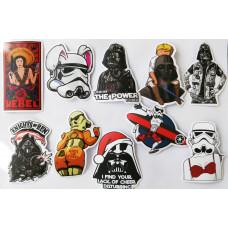 Набор стикеров Звездные Войны #2