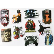 Набор стикеров Звездные Войны #3