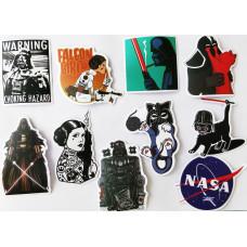 Набор стикеров Звездные Войны #4