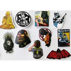 Набор стикеров Звездные Войны #10