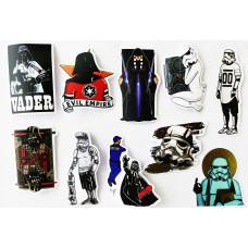 Набор стикеров Звездные Войны #6