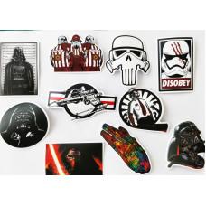 Набор стикеров Звездные Войны #8