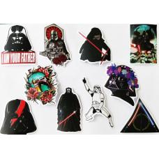 Набор стикеров Звездные Войны #9