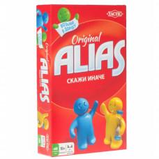 Компактная настольная игра: ALIAS (Скажи иначе - 2)