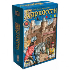 Настольная игра Каркассон (Carcassonne)