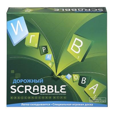 Настольная игра Скрэббл Путешествие (Scrabble Travel)