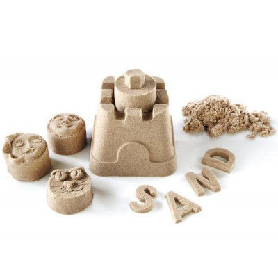 Кинетический песок «ЧУДО-ПЕСОЧНИЦА» 1,3 кг