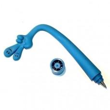 """Ручка Пальчики """"V виктория"""" синяя"""