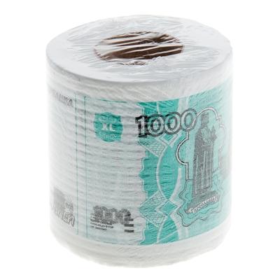 Туалетная бумага 1000 рублей