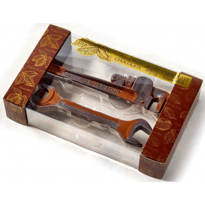 Шоколадный набор «Золотые Руки»
