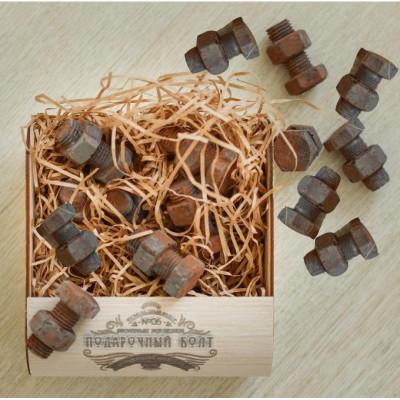 Шоколадный набор «Гайка - хозяйка» 15шт
