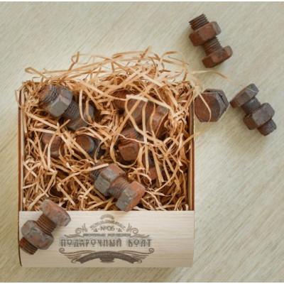 Шоколадный набор «Гаечка - выручаечка» 10 шт