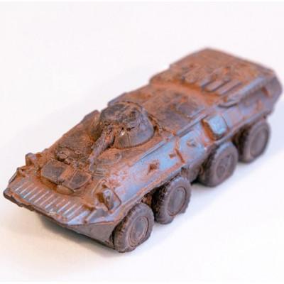 Шоколадный БТР