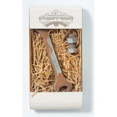 Шоколадный набор «Ключик и Болтик»