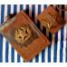 Шоколадный набор «Фляжка и Пряжка»