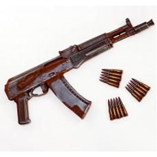 Шоколадный АК47 - автомат Калашникова