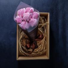Букет роз для Spa-процедур 'Innocence' - Pink
