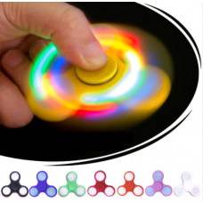 Спиннер Fidget Spinner LED light