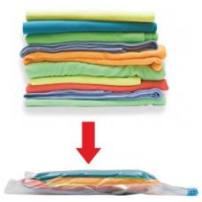 Вакуумный пакет многоразовый (разных размеров). Экономия объёма до 75%!