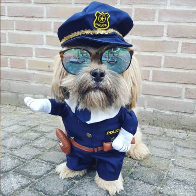 """Костюм для кошек и собак """"Полицейский"""""""