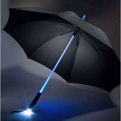 Зонт Джедайский большой 7цветов подсветки + фонарик