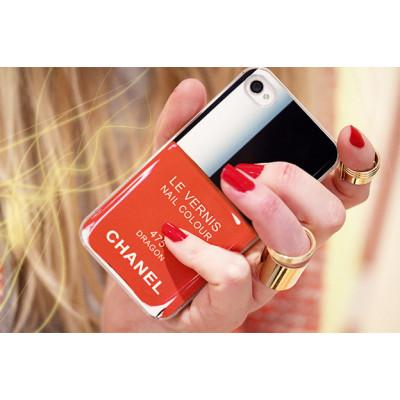 Чехол для iPhone 5/5S Le Vernis Nail Color Chanel