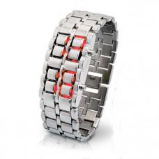 Часы наручные спортивные диодные lava Vulcano Iron Samurai «Меч Самурая»