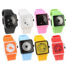 Часы Наручные Justin Bieber digital watch разные цвета!