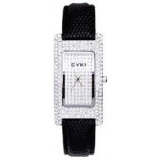 Часы наручные женские festival EYKI со стразами сваровски