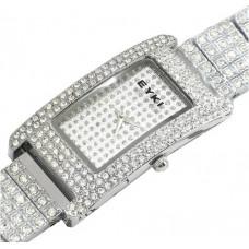 Часы наручные женские EYKI Sunshine со стразами сваровски
