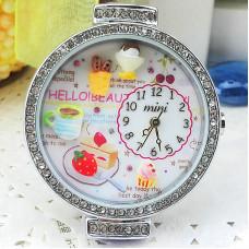 """Часы наручные """"Afternoon tea"""" Mini. Сделаны вручную. Корея"""