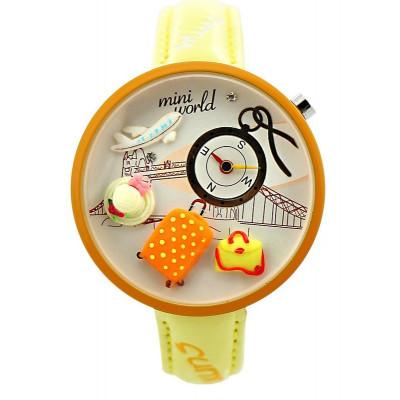 Женские часы (Mini world)