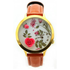 "Часы наручные ""Rose"" Mini. Сделаны вручную. Корея"