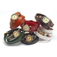"""Часы на двойном ремешке """"Vintage Classic"""""""