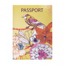 """Обложка для паспорта """"Bird"""""""