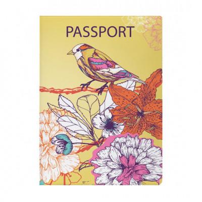 Обложка для паспорта (Bird)
